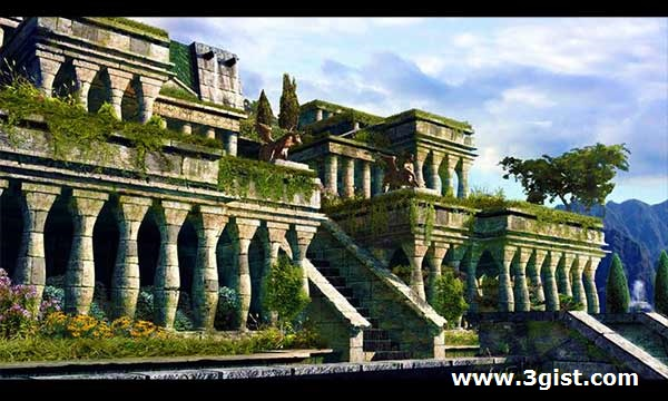 Seethe 7 Wonders Of The World 2 The Hanging Gardens Of Babylon Full Gist