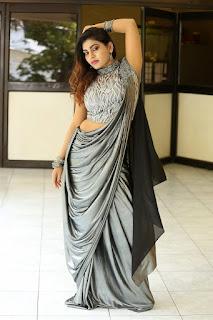 Priyanka Augustin at Runam Movie Press Meet