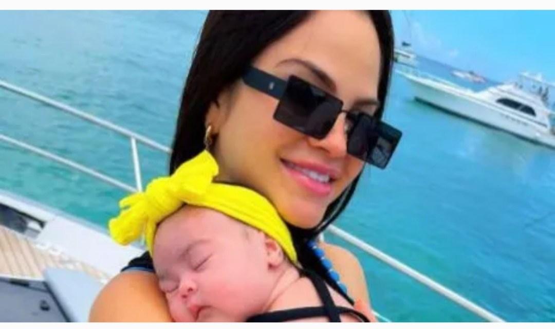 Natti Natasha anuncia nuevo álbum en compañía de su bebé