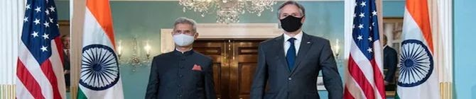 Quad Fills 'Very Important Gap' That Has Emerged In Contemporary Times: Jaishankar