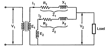 Parallel Operation of Transformers with Unequal Voltage
