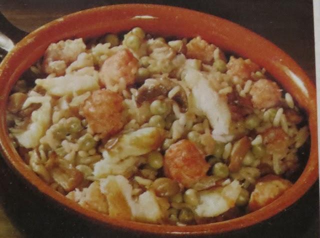 Fisk-risotto