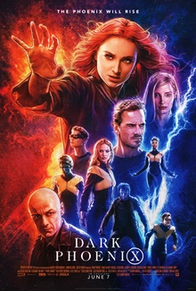 X Men Dark Phoenix 2019 Full Hindi Dual Audio Movie Download