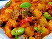 Resep masakan sambal goreng hati ampela