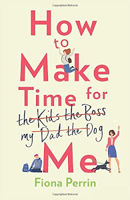 How to Make Time for Me by Fiona Perrin book cover