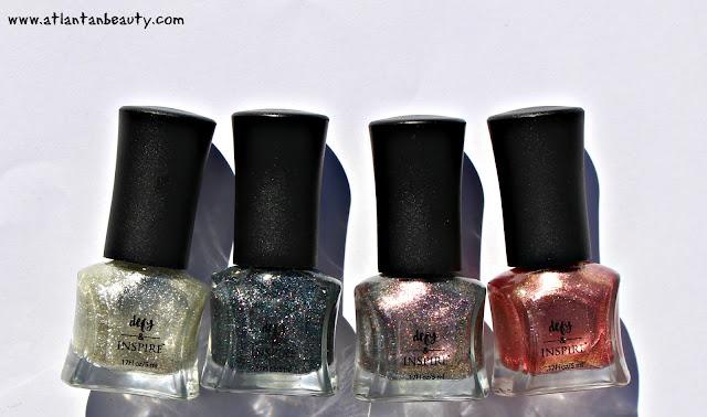 Defy & Inspire Holiday Nail Polish