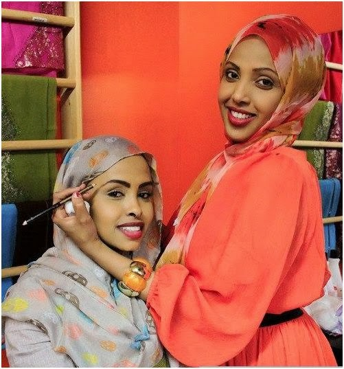 Somali Girls Are Beautiful Soo Qor Maasha Allah