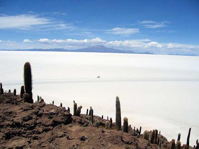 Salar de Uyuni – Bolívia