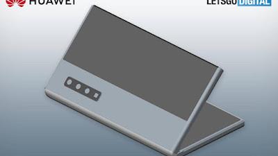 O sucessor do Huawei Mate Xs pode ser mais como um Galaxy Fold