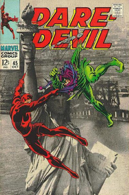 Daredevil #45, the Jester