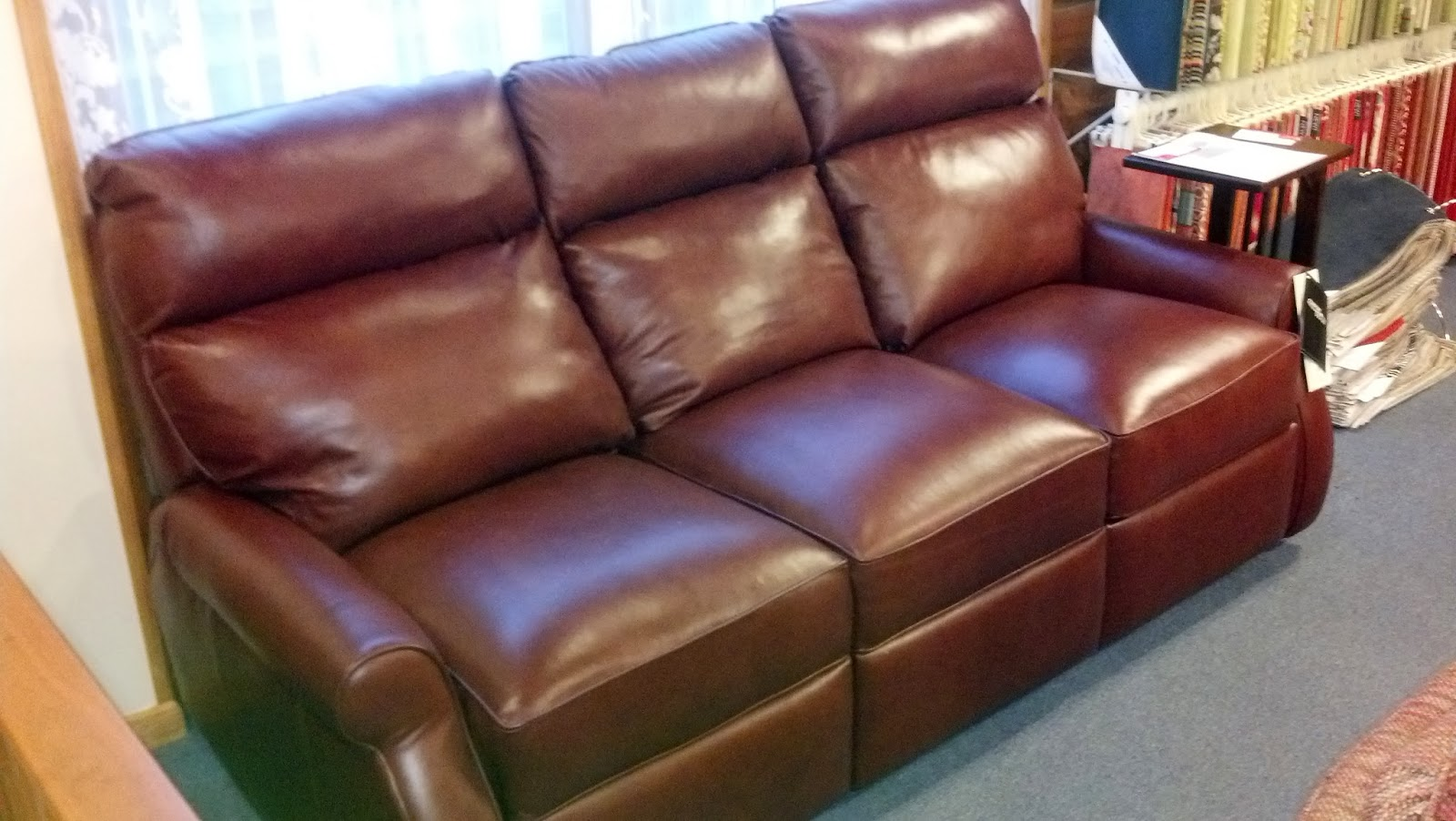 Binghamton Furniture Leather Recliners By Comfort Design