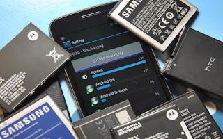 menghemat baterai handphone dengan cara mengatur kecerahan layar
