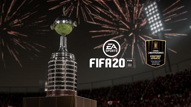 FIFA 20: Έρχεται το Copa Libertadores