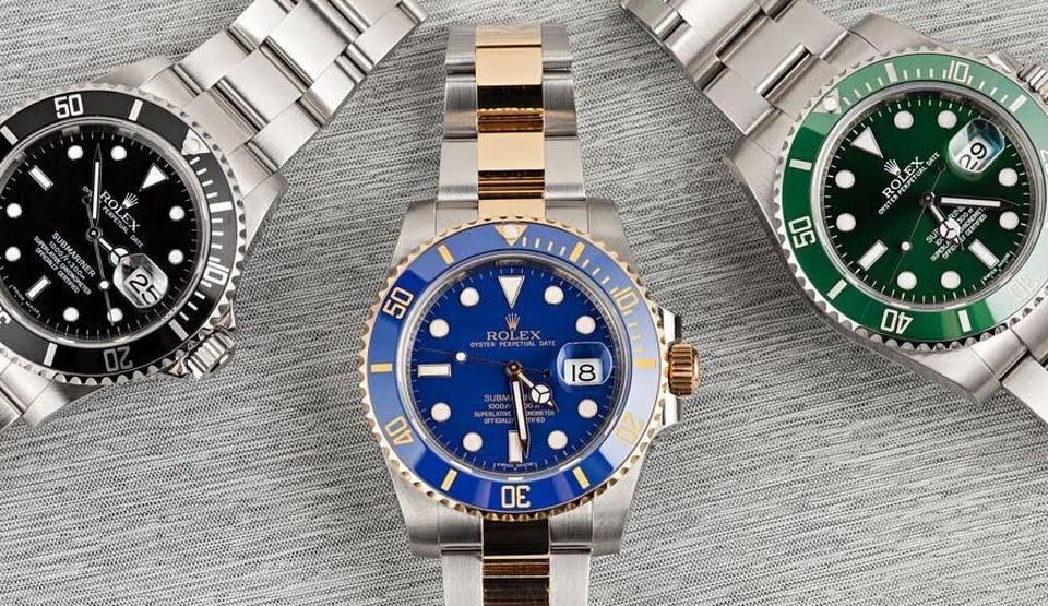 Relojes El Más Replicas Reloj Buceo De MallRolex Submariner EDIHW29