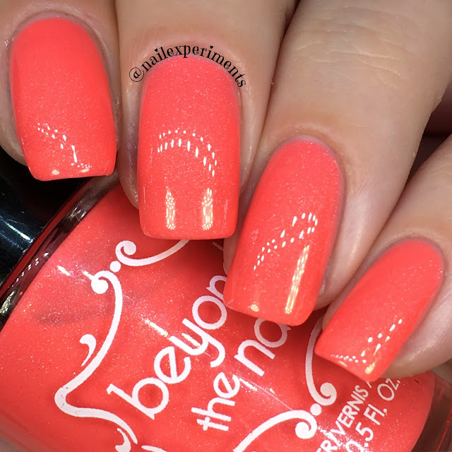 beyond the nail stellar swatch
