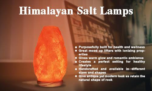 Salt Lamps are Essential Component for Household | Best ...