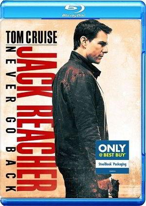 Jack Reacher Never Go Back 2016 HDRip 720p 1080p