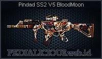Pindad SS2 V5 BloodMoon