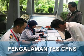 Pengalaman Tes CPNS Kemenhub Part 1 - Administrasi