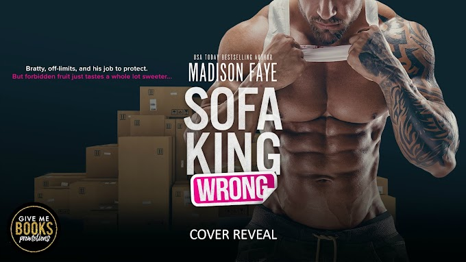 COVER REVEAL PACKET - Sofa King Wrong by Madison Faye