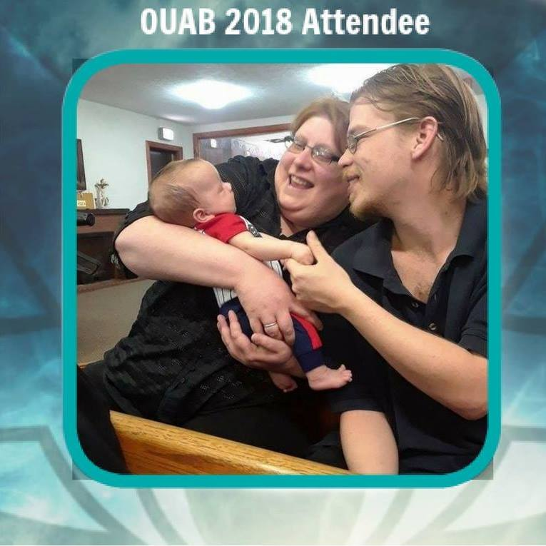 OUAB 2018 ATTENDEE