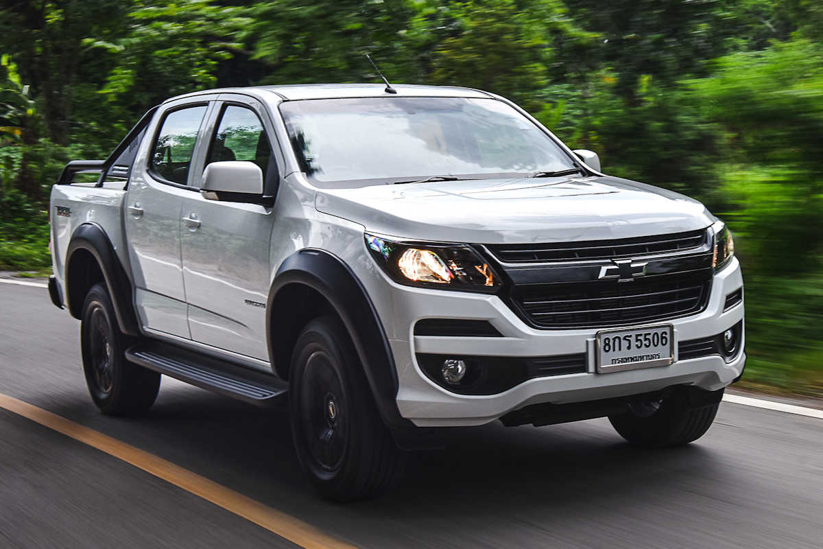 Chevrolet Digs Into Their Accessories Catalog and Produces ...