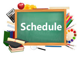 Jadwal Pelajaran Agustus 2016 - SMK UTAMA AL JABAL NUR