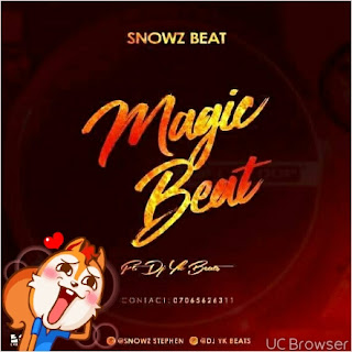 Snowz Beat Ft Dj YK - Magic Beat