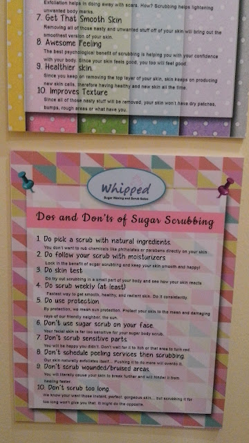 Do's and Dont's of Sugar Scrubbing