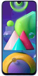 Samsung galaxy M21(6GB, 128GB)