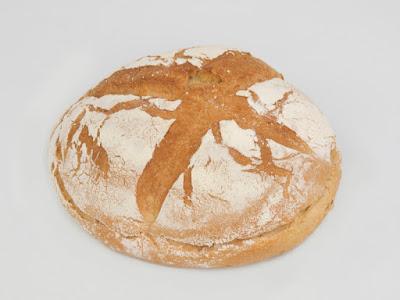 receta de pan casero rustico facil de realizar con masa madre