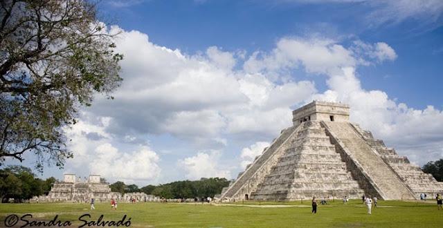 Chichen Itza, Piramide de Kukulkan
