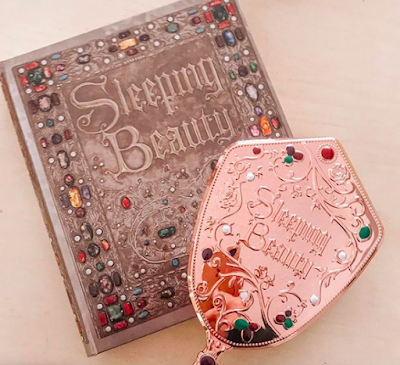 sleeping beauty vanity mirror-december 2019 favorites