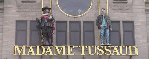 Informações sobre o Museu de Cera Madame Tussauds em Amsterdã