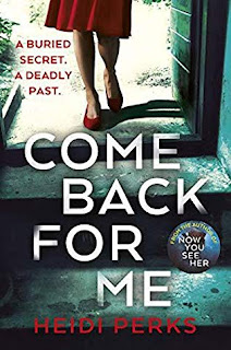 Come Back For Me by Heidi Perks cover