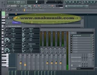 Cara Membuat Beat Di FL Studio 11 (Bahasa Indonesia)