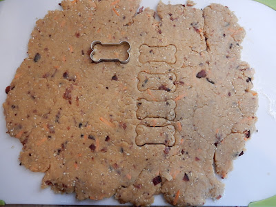 dog treat recipe