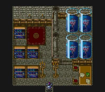 Nekketsu Tairiku: Burning Heroes - Proto-phantom