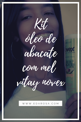 shampoo e condicionador vitay óleo de abacate