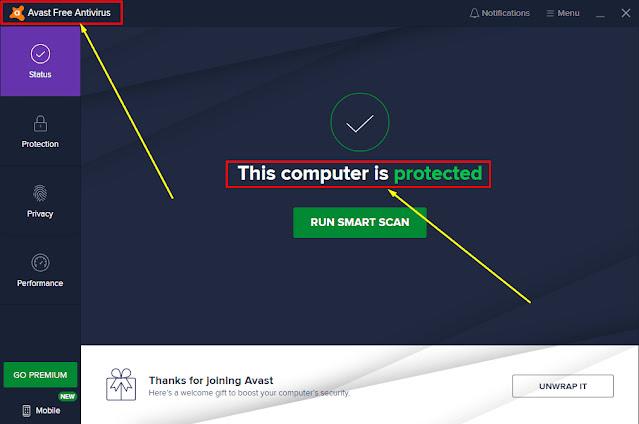 Avast Free Antivirus 2021 Full Version Free Download