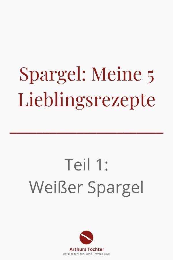 Meine 5 Lieblingsrezepte für weißen Spargel #spargelrezepte #die_besten #weißer #spargel #spargelwein #kochen #thermomix #dämpfen #sousvide #braten #ofen #hollandais #knackig #suppe #salat #anrichten #foodblog #ostern #gesund #vegetarisch #spargelsuppe #gebraten #kochzeit #knackick