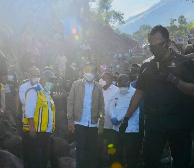 Banjir bandang Kabupaten Lembata terdampak paling parah, Presiden: Penanganan dan pemulihan pascabencana