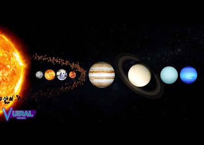 Macam Macam Planet Di Tata Surya