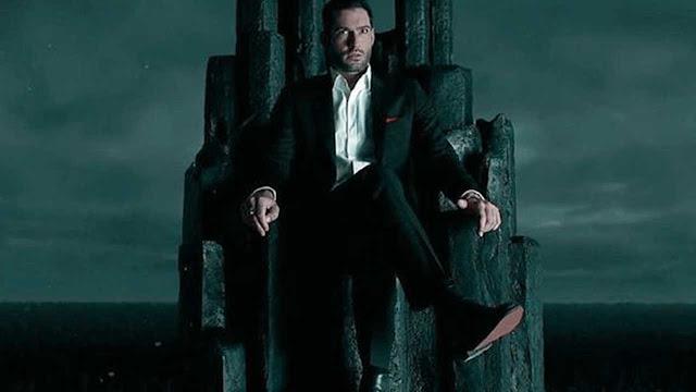 Lucifer on Hell Throne Season 4