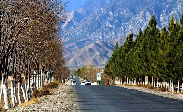 Parachinar beautiful places