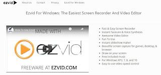 EZvid Video Recorder