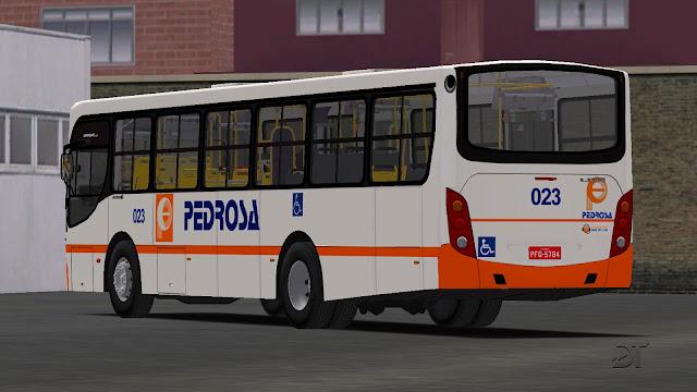 OMSI 2 - Caio Apache VIP II MB OF-1418 e VW 15.190 EOD padrão Recife