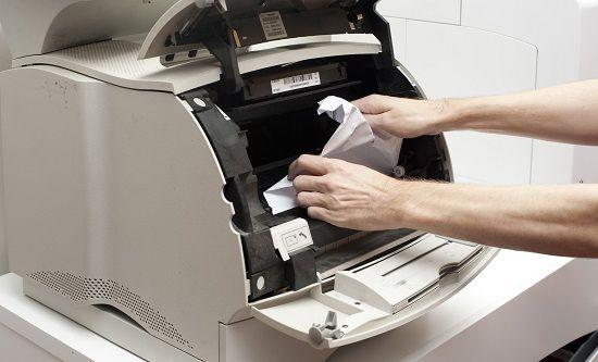Sale al mercado una impresora que no se traba cuando necesitas imprimir