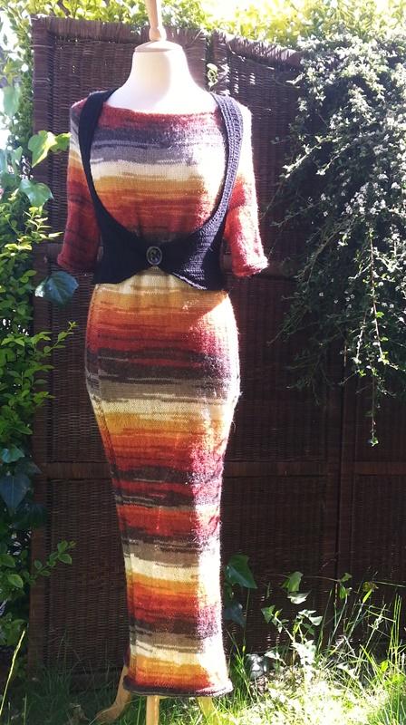 knitt summer dress