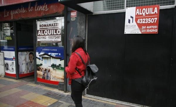 Mendoza: con locales cerrados y ventas por el piso, una de las provincias que gobierna Cambiemos